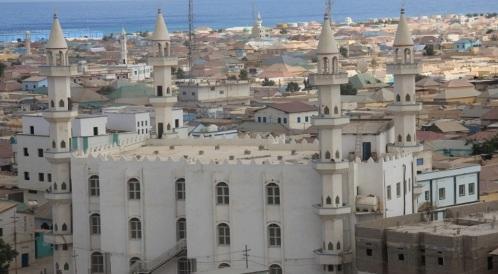 Moschee Bosasso