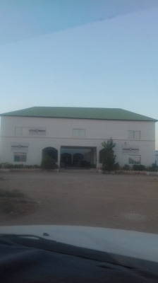 Bibliothek der East African Uni