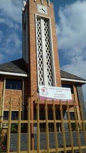 islamschule in ehem.Kirche