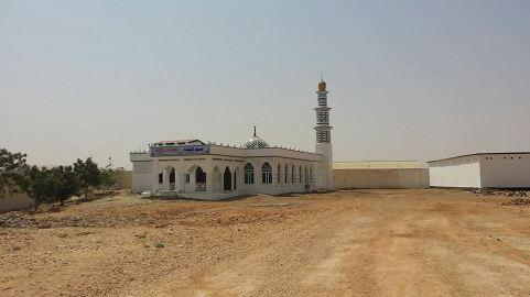 Moschee bei dem Präsidentenpalast