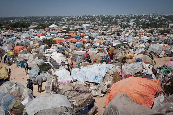 Flüchtlingslager
