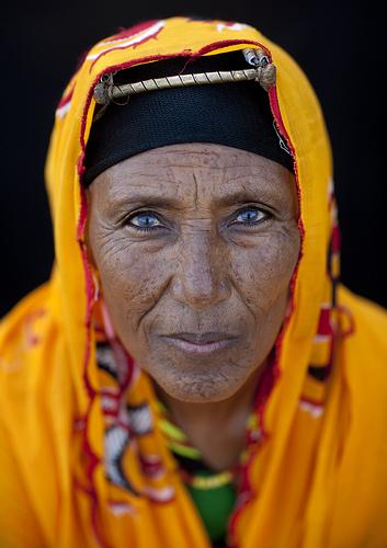 Old lady SomaliNet
