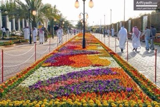 Saudi King Abdullah Park