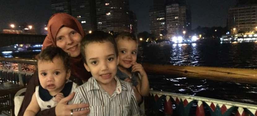 13.Interview: Geballte Frauenpower inÄgypten