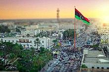 Libya Flagge1
