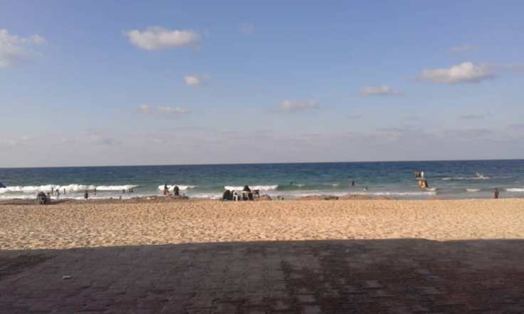 Libyen- Das Mittelmeer