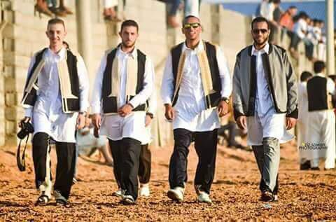 Libyen traditional clothes
