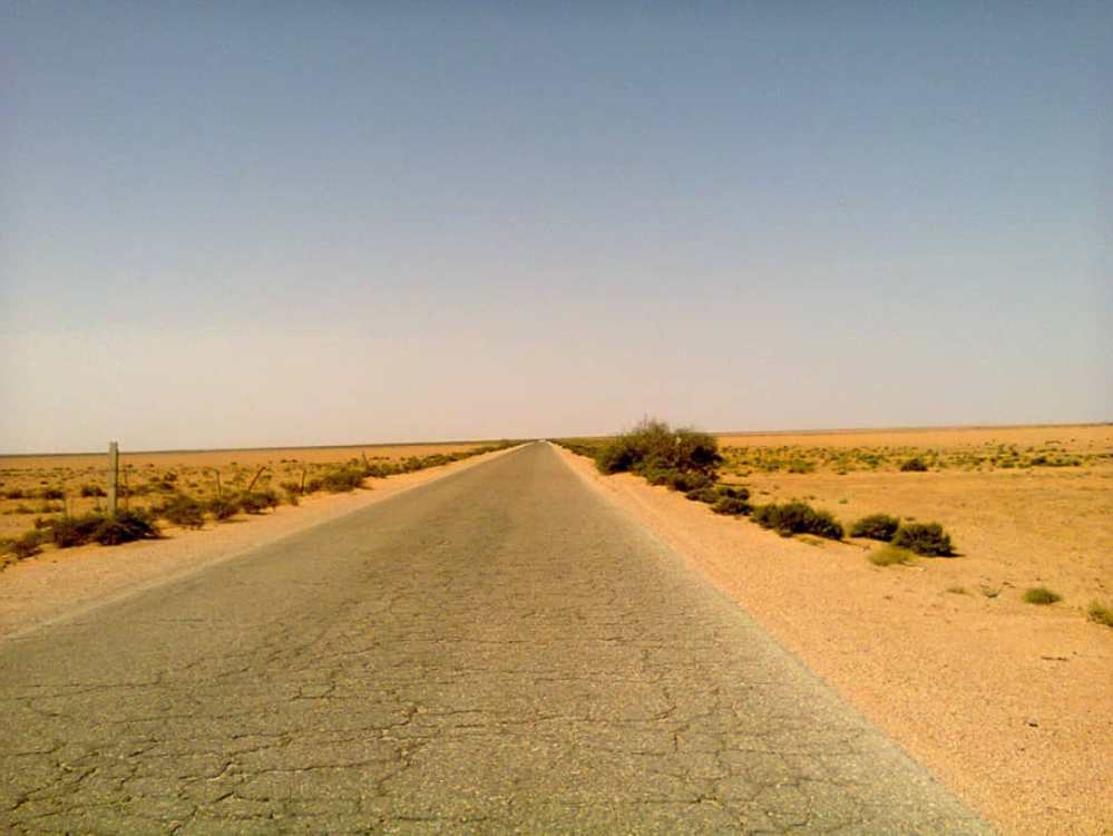 Libyen-Wir leben zw.Mittelmeer und Wüste