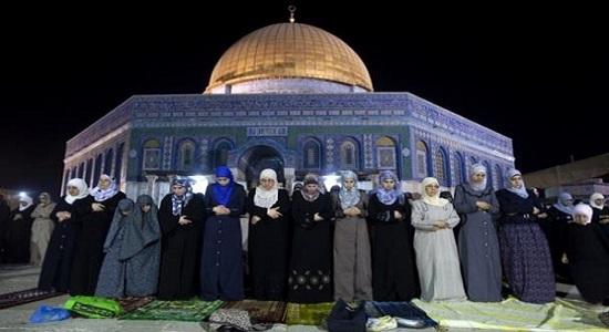 Tarawih Jerusalem