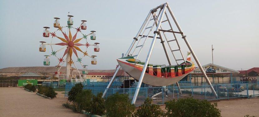 Reisebericht Teil3: Zwischenstation in Hargeisa oder die Ruhe vor demSturm!